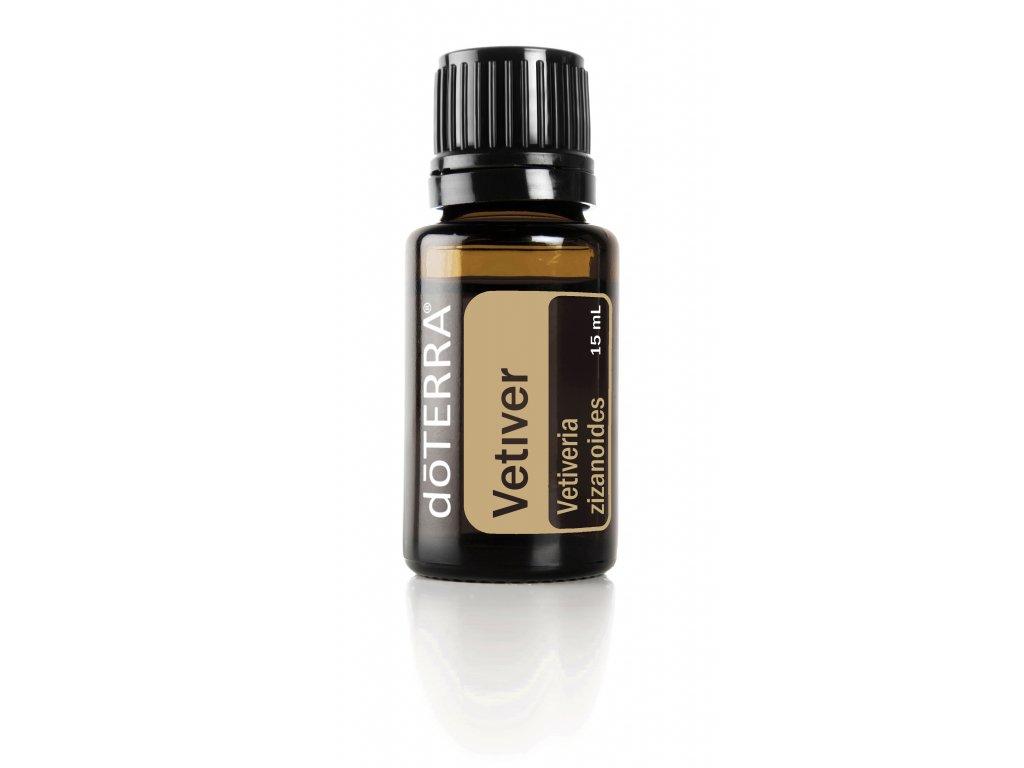 Doterra esenciálny olej Vetiver (Vetiver) - 15ml