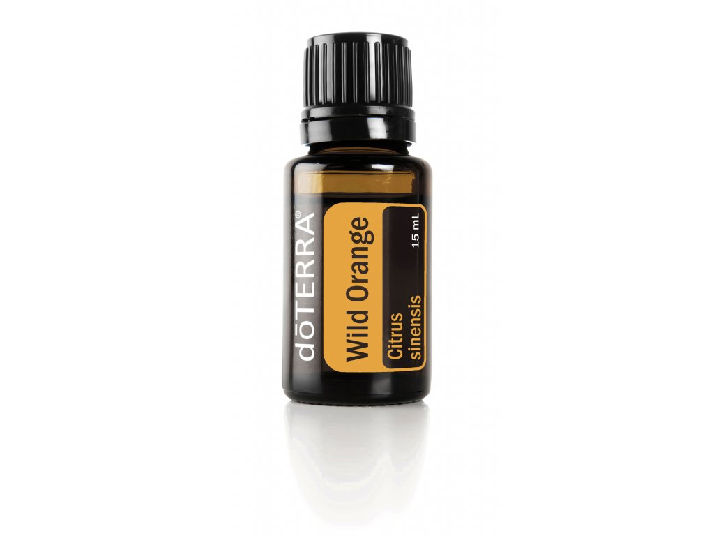 Doterra esenciálny olej Divoký pomaranč (Wild Orange) - 15ml