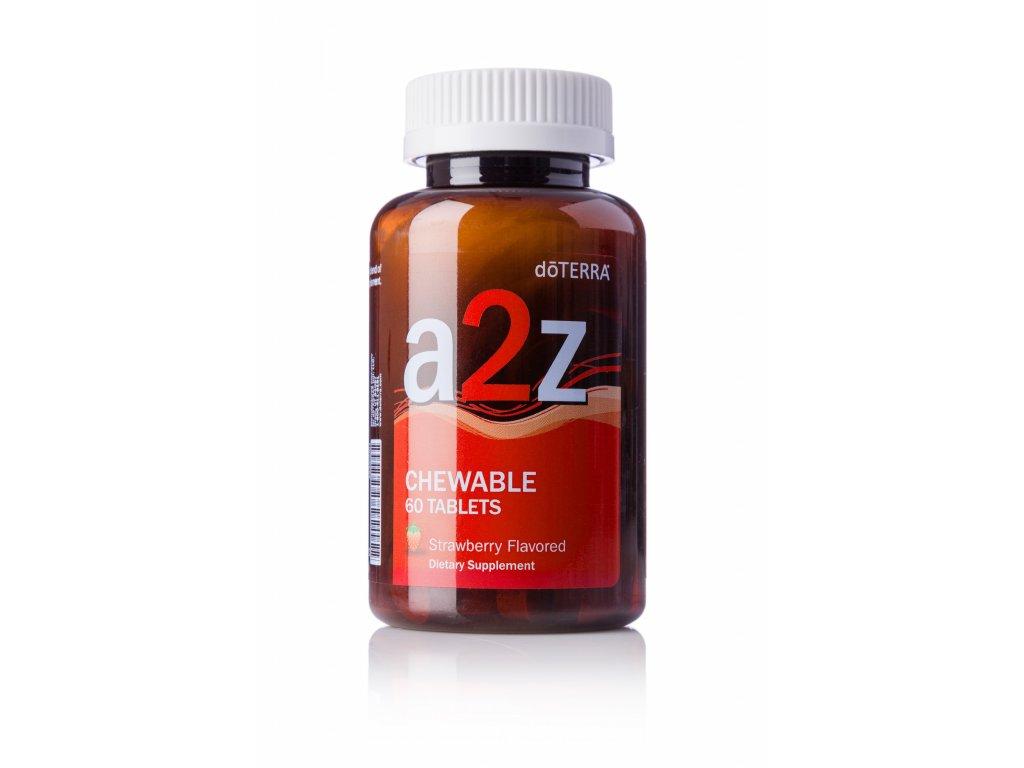 Doterra a2z Chewable - Žuvacie Tabletky - 60Tab.