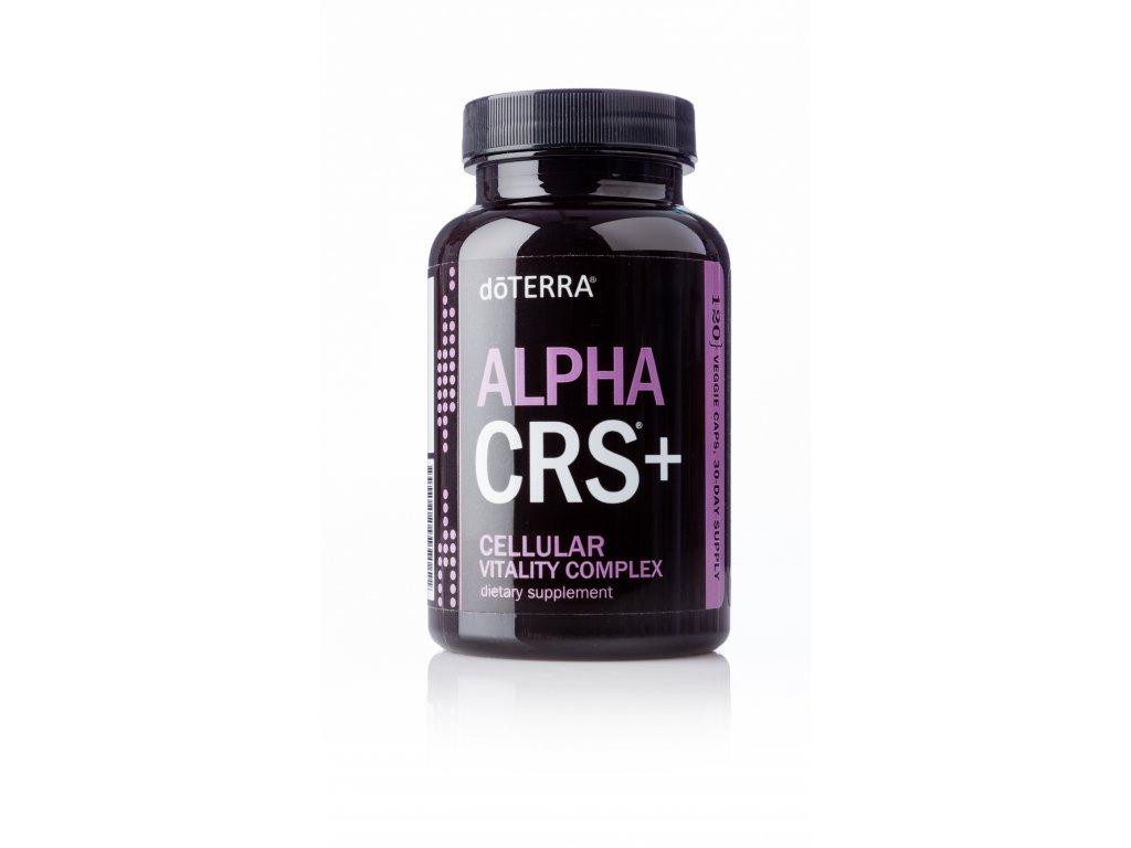 Doterra Alpha CRS+  komplex bunkovej vitality - 120kaps.