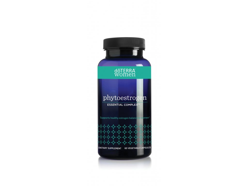 Doterra Phytoestrogen Essential Complex (Komplex fytoestrogénov pre ženy) - 60kaps.