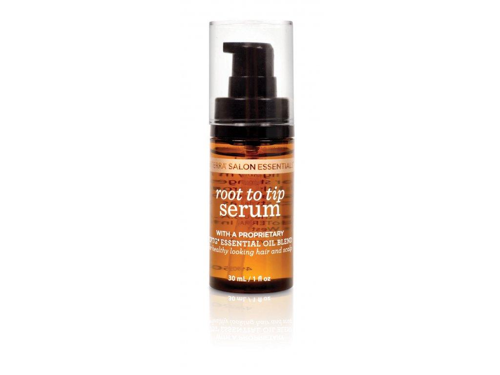 Doterra - sérum na vlasy od korienkov po končeky (Salon Essentials Root to Tip Serum) 30ml