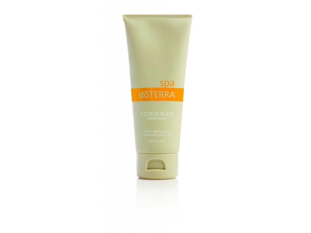 Doterra - krém na ruky (Spa Citrus Bliss Hand Lotion) 75 ml