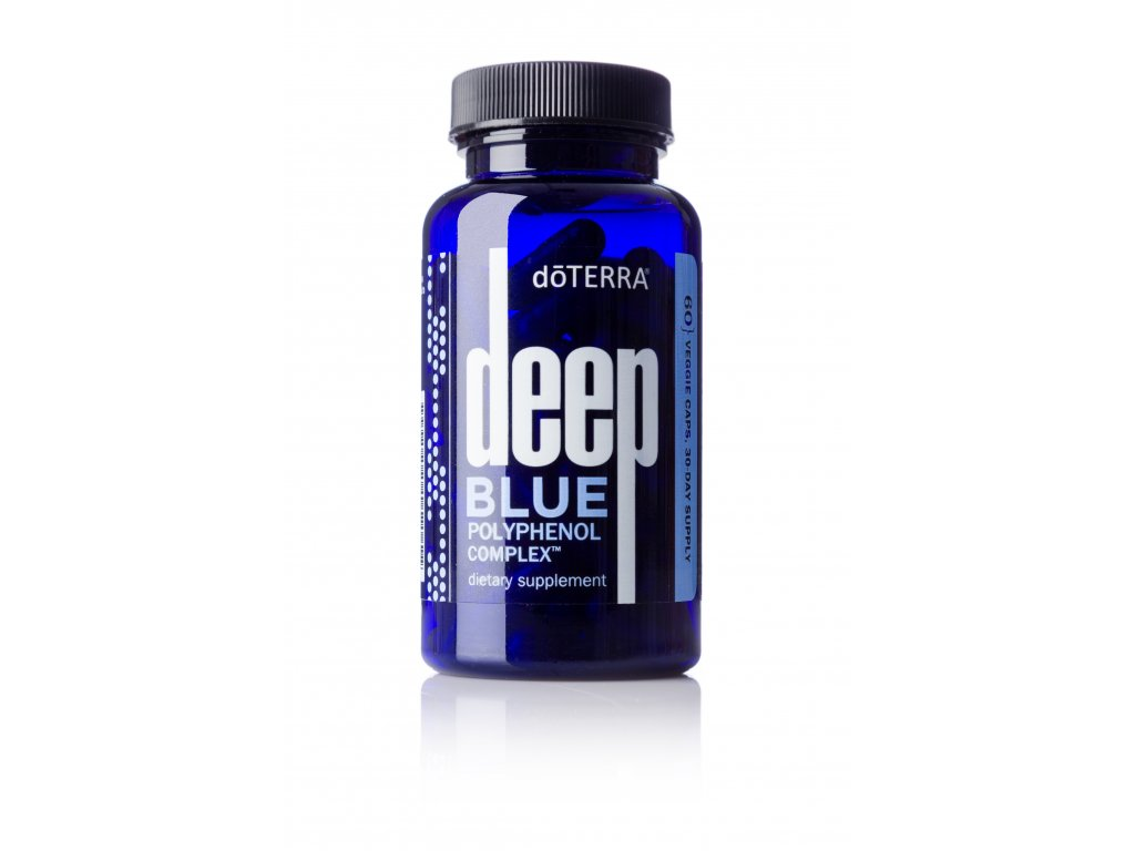 Doterra  - Deep Blue Polyphenol Complex 60caps