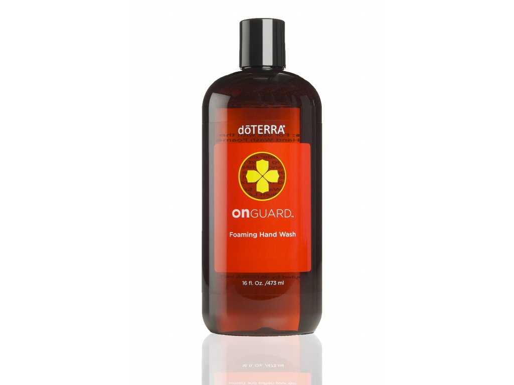 Doterra - On Guard penivé mydlo na ruky (On Guard Foaming Hand Wash) 473ml