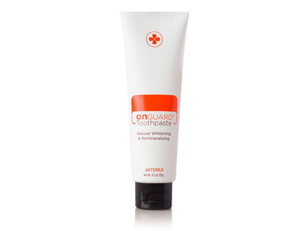 Doterra - On Guard prírodná bieliaca zubná pasta (Natural Whitening Toothpaste) 125g