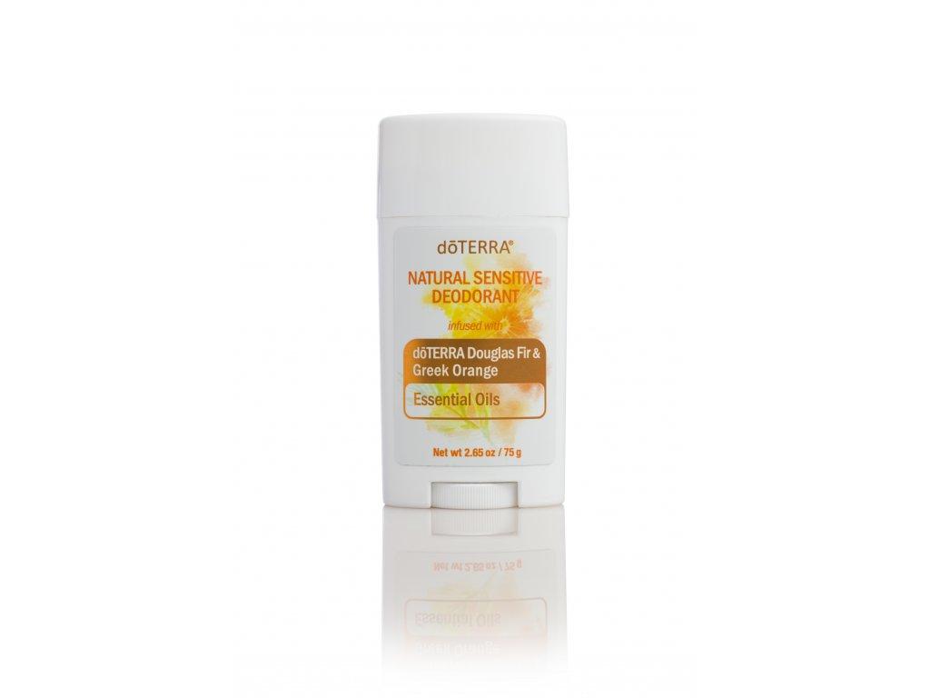 Doterra Dezodorant presýtený olejom jedle douglasovej a gréckeho pomaranča 75g