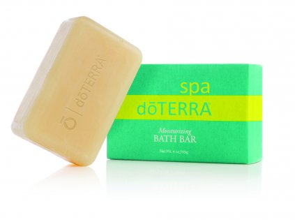 Doterra - mydlo (Spa Moisturizing Bath Bar) 113g
