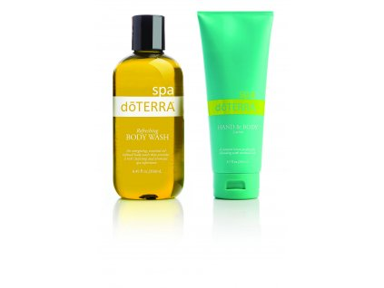 Doterra - Spa Basics Kit