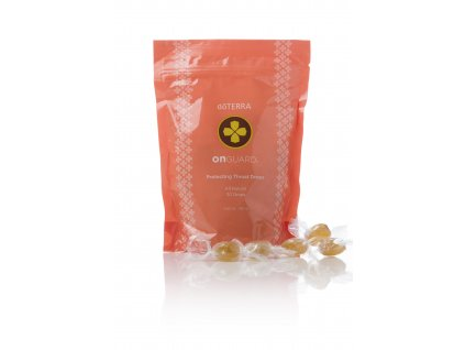 Doterra - On Guard cukríky proti kašľu (Protecting Throat Drops) 30ks