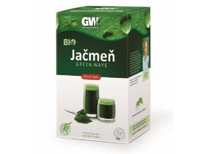 zelený jačmen Green Ways