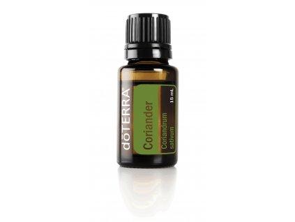Doterra esenciálny olej Koriandrové semienko (Coriander) - 15ml