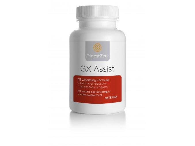 Doterra GX Assist (ČISTIACA FORMULA PRE GASTROINTESTINÁLNY TRAKT) 60 caps.