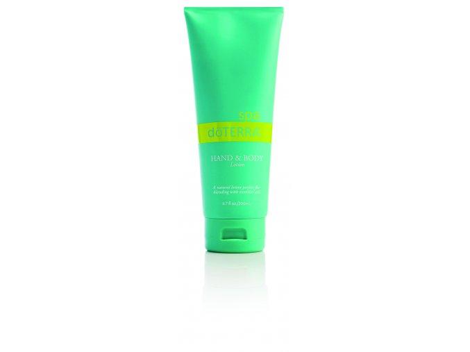 Doterra - krém na ruky a telo (Spa Hand & Body Lotion) 200 ml