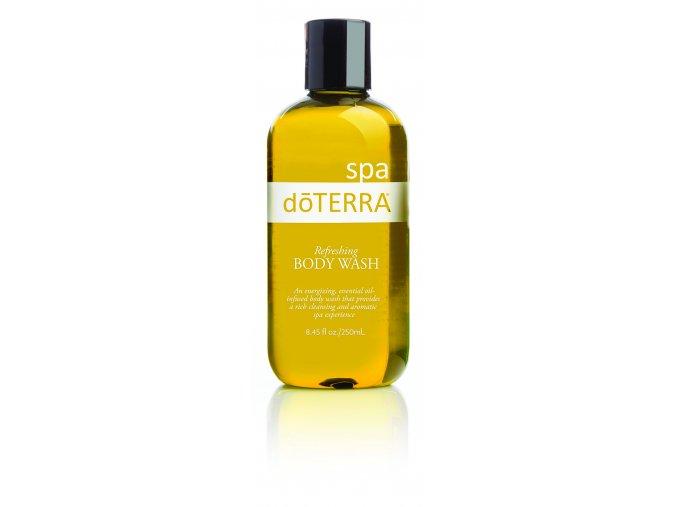 Doterra - osviežujúci telový šampón (Spa Refreshing Body Wash) 250ml