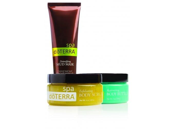 Doterra - Spa Luxury Kit