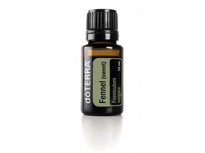 Doterra esenciálny olej Fenikel (Fennel sweet) - 15ml