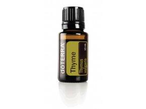 Doterra esenciálny olej Tymián (Thyme) - 15ml