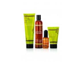 Doterra - kompletný systém starostlivosti o vlasy (Salon Essentials Hair Care System)