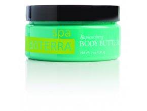 Doterra - Výživné telové maslo (Spa Replenishing Body Butter) 198g