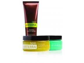 Doterra - Spa Luxury Kit