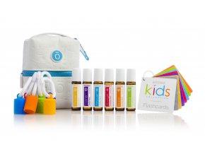 Doterra Kid´s Collection zmesi olejov pre deti 60 ml