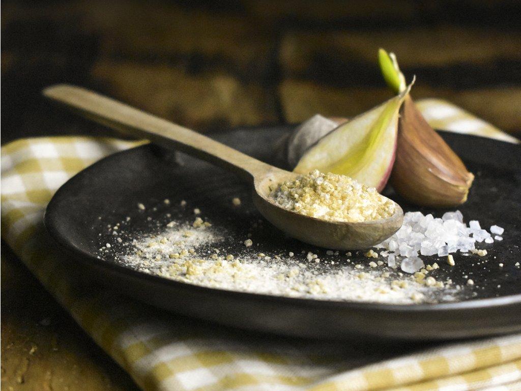 Česneková sůl