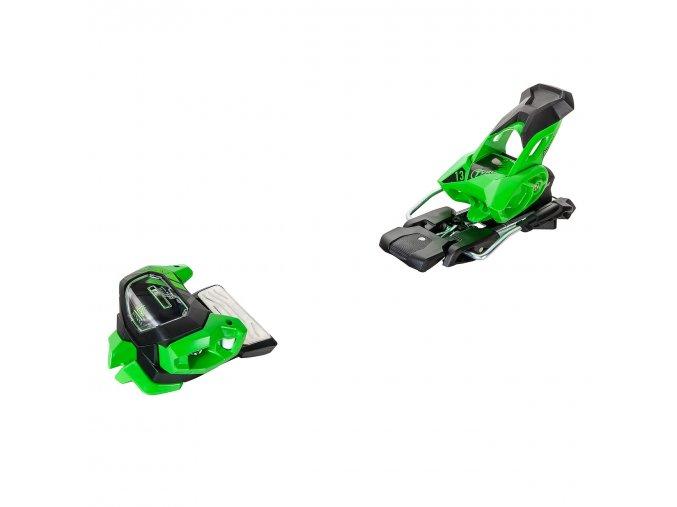 TYROLIA ATTACK 13 GW brake 95(A) green