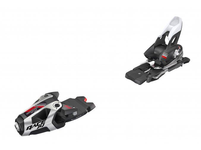 277496 114104 RACE EVO 14 Brake 85 (A) matt black white red sideLeft