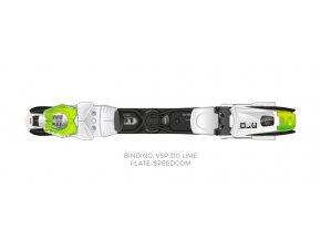 vazani VIST VSP 310 green deska speedcom