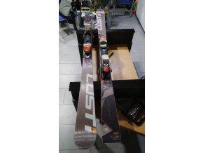 testovací lyže LUSTI CWR84 176 + VIST VSP412 + Speedcom