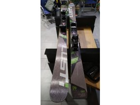 testovací lyže LUSTI CWR+ 91 179cm + Tyrolia ATTACK 13 demo