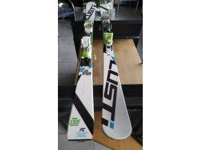 testovací lyže LUSTI FC 155 cm + VIST VSP311