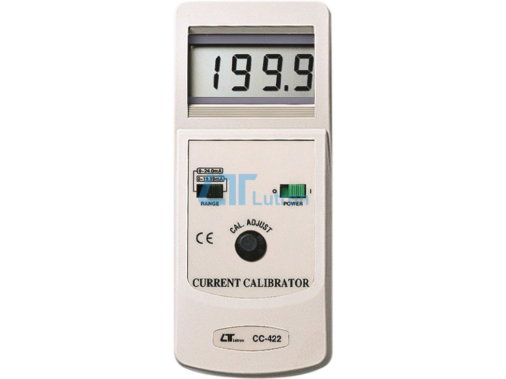 Current calibrator LUTRON CC-422
