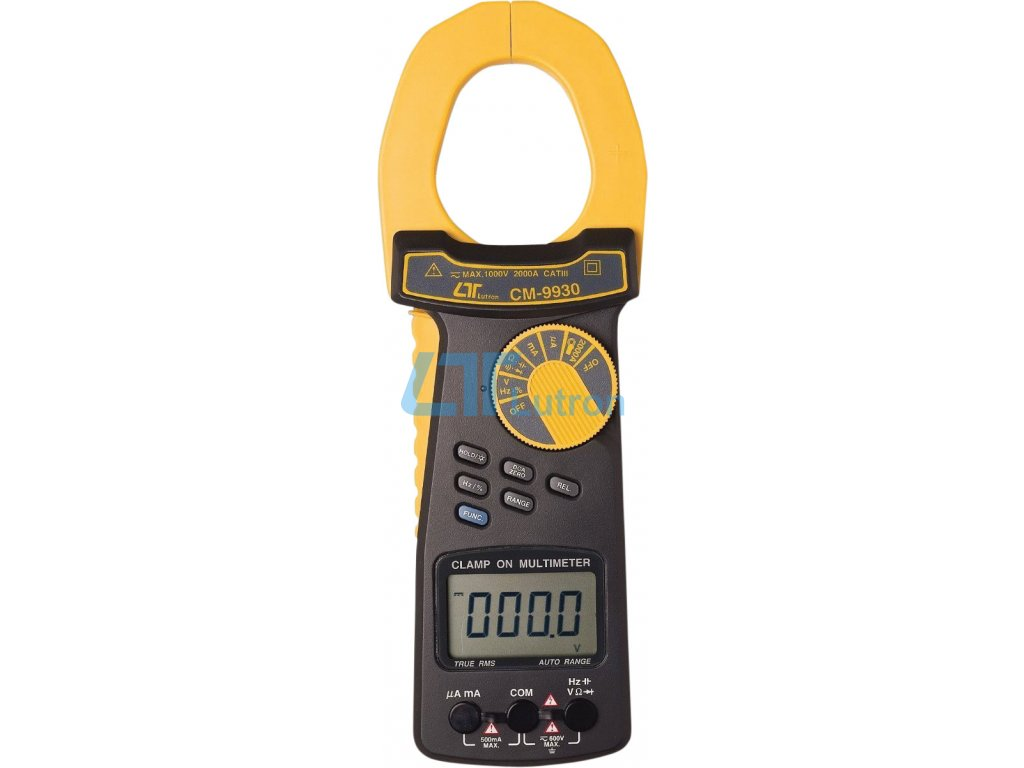 Clamp multimeter LUTRON CM-9930