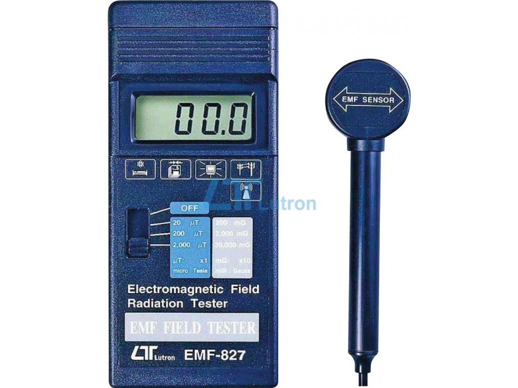 electromagnetic field meter LUTRON EMF-827