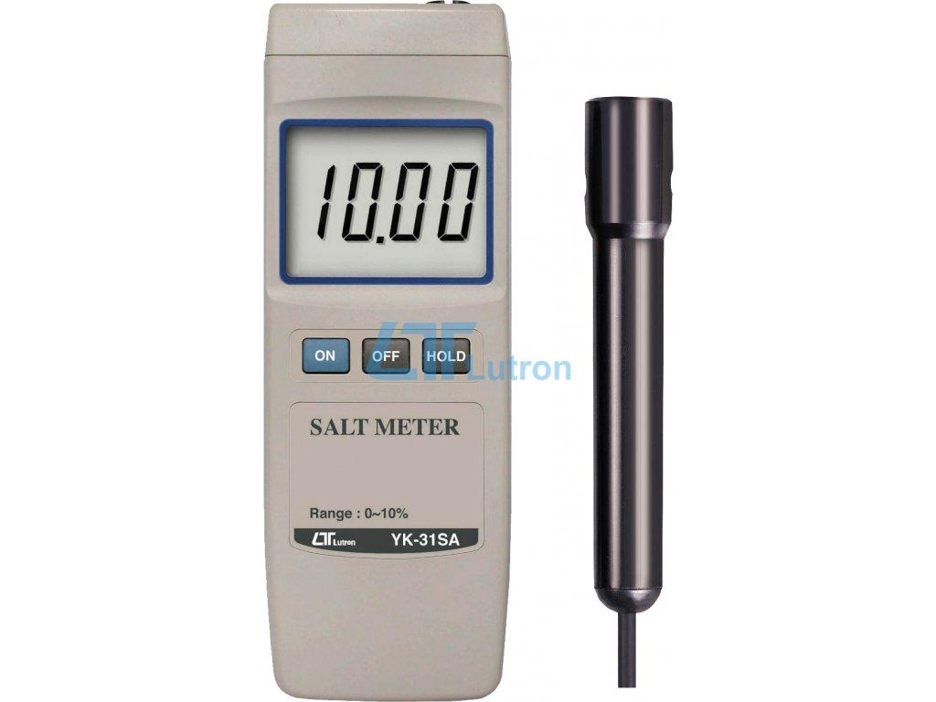 Salt meter LUTRON YK-31SA