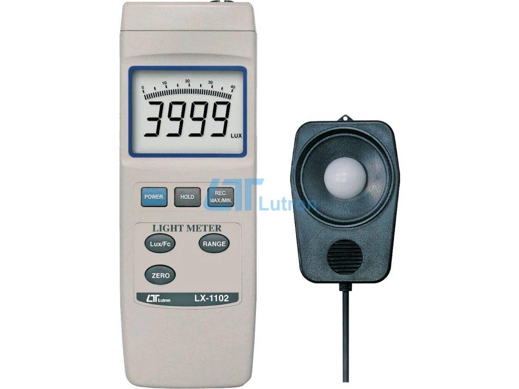 Luxmeter LUTRON LX-1102