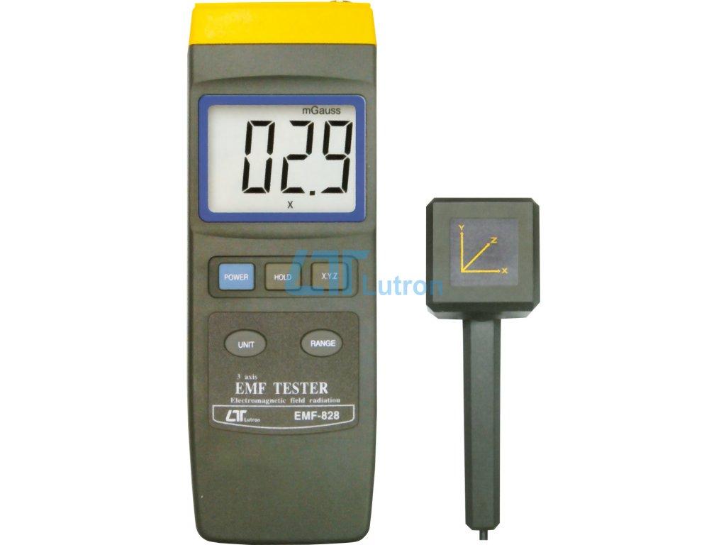 electromagnetic field meter LUTRON EMF-828