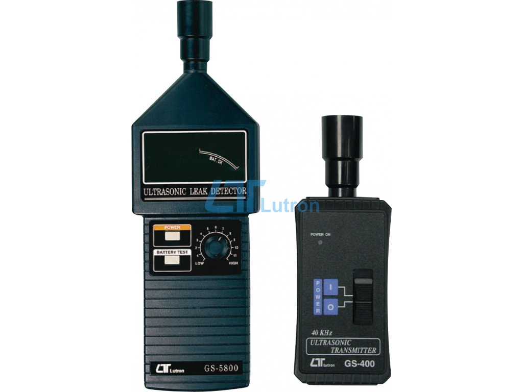 Ultrasonic gas leak detector LUTRON GS-5800W/GS-400