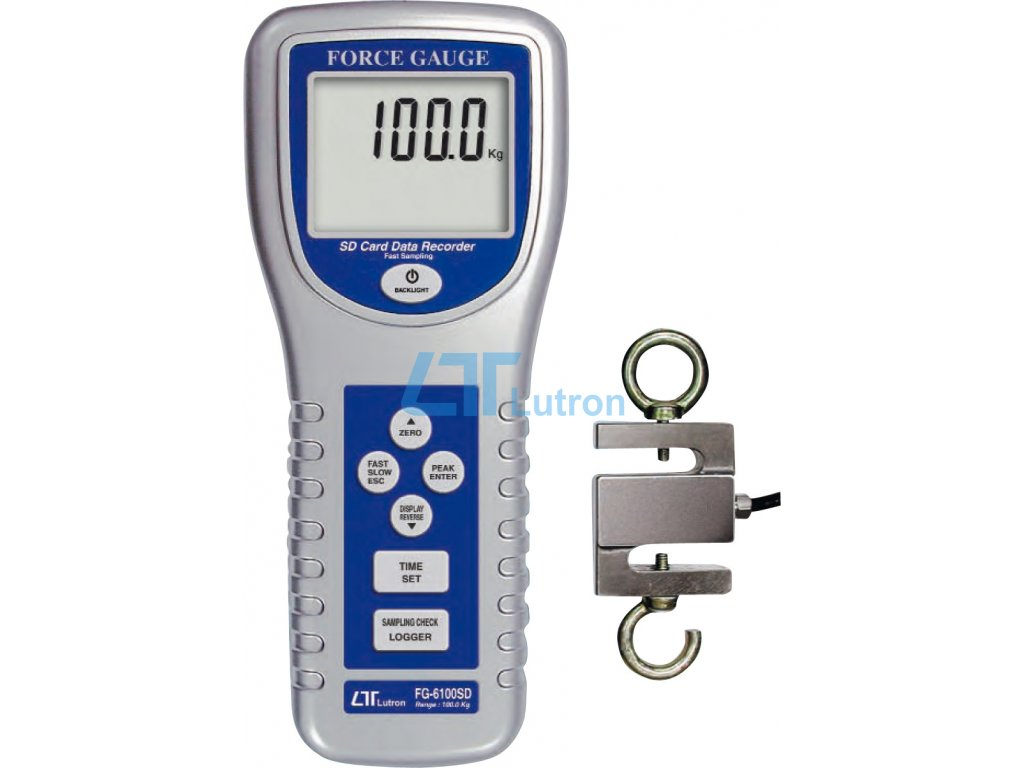 Force gauge LUTRON FG-6100SD