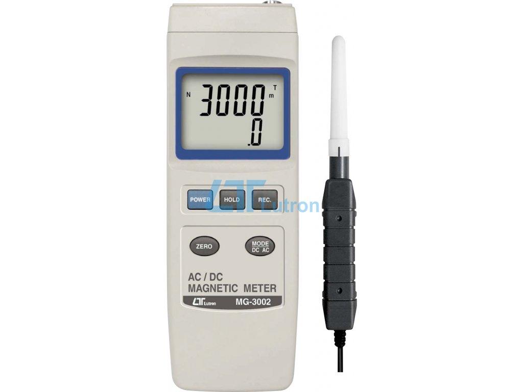 Magnetic field meter LUTRON MG-3002