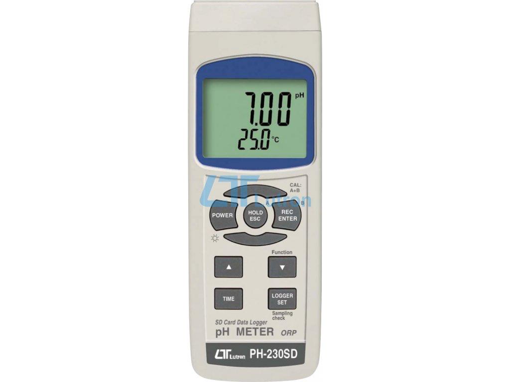pH meter LUTRON PH-230SD