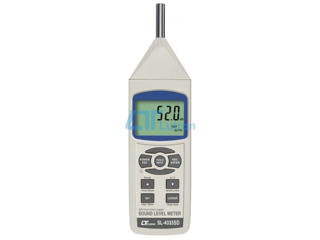 Sound-level meter LUTRON SL-4033SD