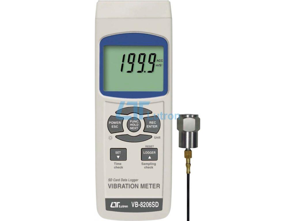 Vibration meter LUTRON VB-8206SD