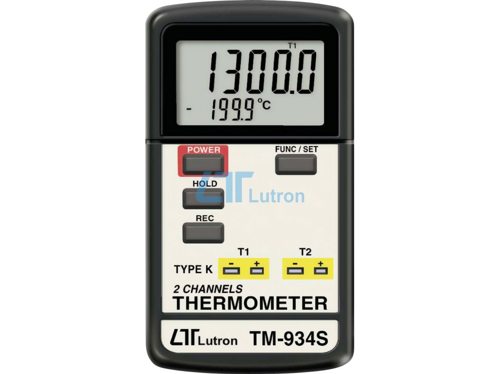 Thermometer LUTRON TM-934S