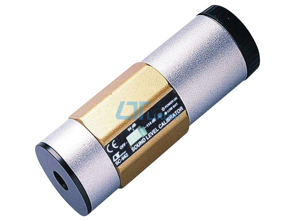 Sound meter calibrator LUTRON SC-942