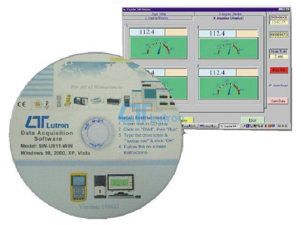 software LUTRON SW-U811-WIN