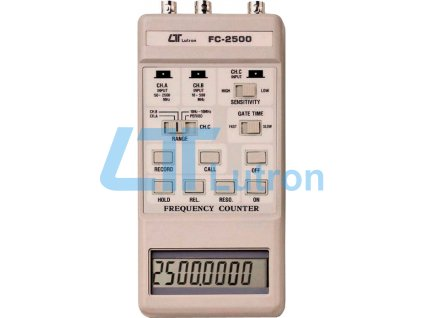 Frequency counter LUTRON FC-2500A