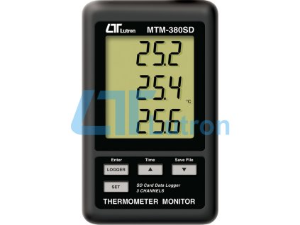 Thermometer LUTRON MTM-380SD